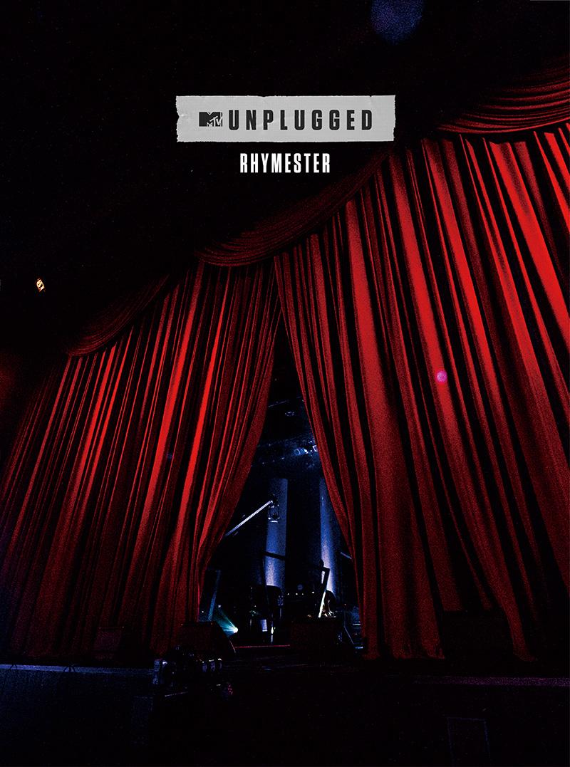 Live Blu-ray / DVD『MTV Unplugged: RHYMESTER』